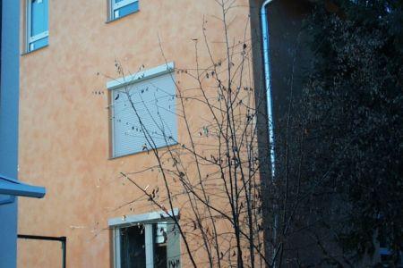 Fassadenlasurtechnik